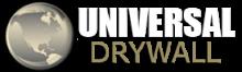 Universal Drywall Logo